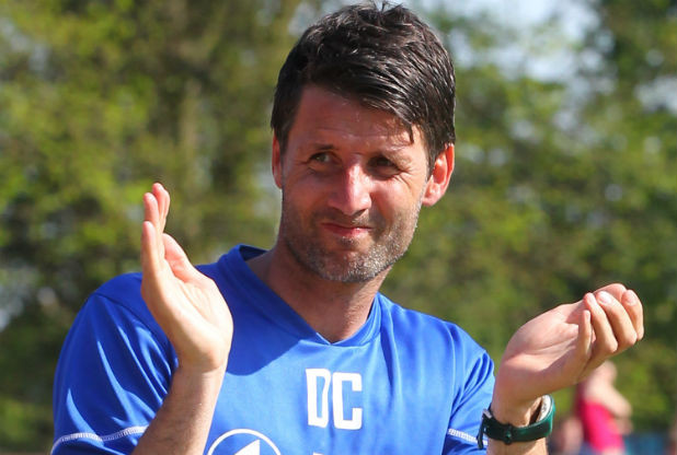 Lincoln City Dan Cowley