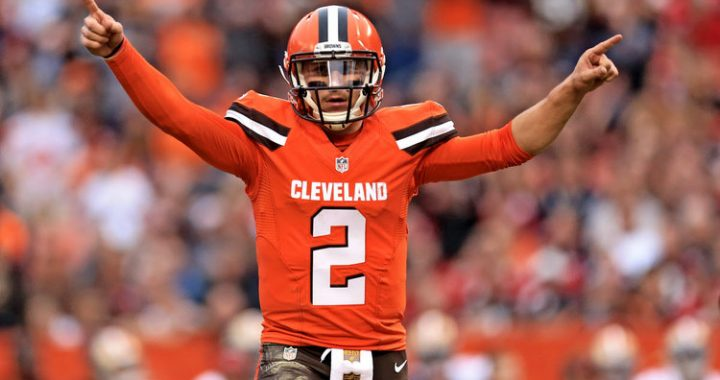 NFL johnny manziel