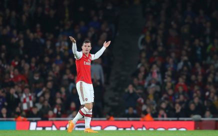 football players booed by own fans granit xhaka arsenal