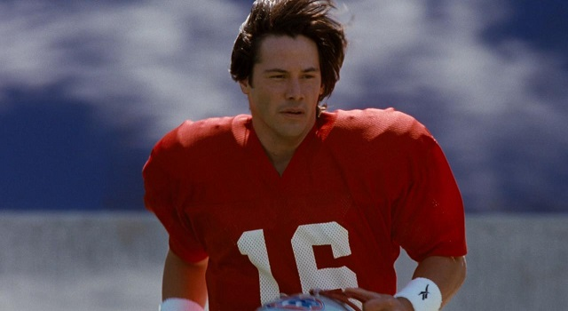 keanu reeves football movies 2