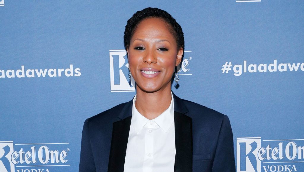 nba cares 2019 campaign chamique holdsclaw