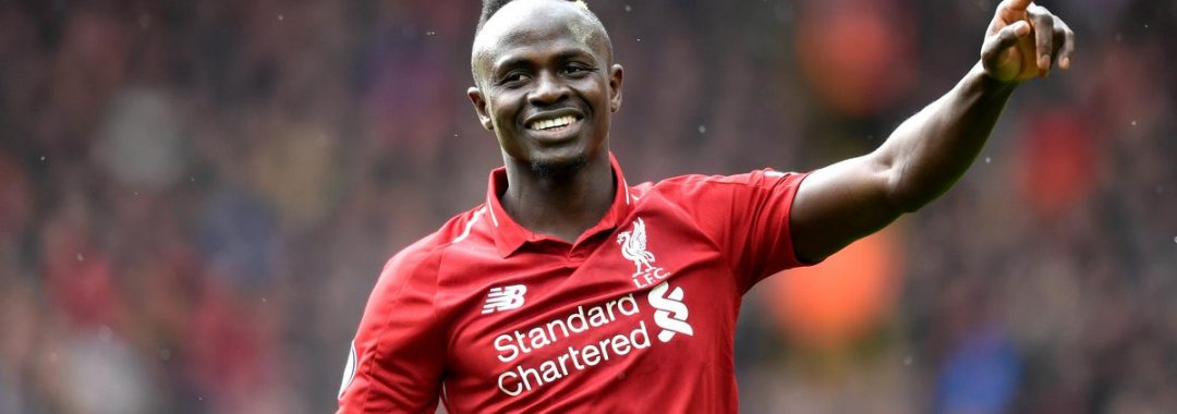 sadio mane africa football player of the yer 2019 caf awards premier league liverpool