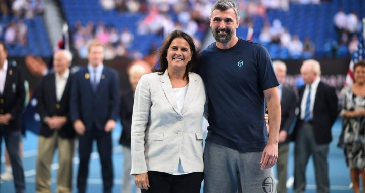 tennis hall of famer 2020 ivanisevic martinez